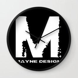 Mayne Design Wall Clock