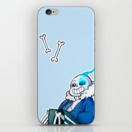 Undertale: Sans iPhone Skin