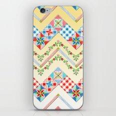 Country Days Zig Zag iPhone & iPod Skin