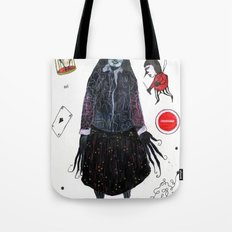 Giant King Option Tote Bag