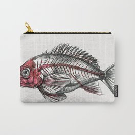 Acadian Redfish Carry-All Pouch