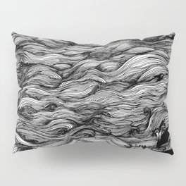 Where the Oceans End Pillow Sham