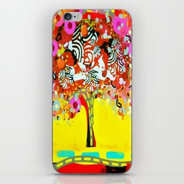 calipso fusion tree iPhone Skin