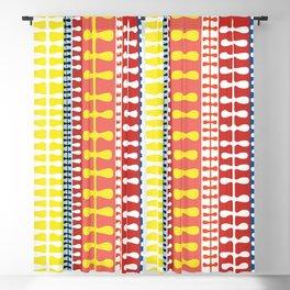 Orla Keily inspired Mid-century design Blackout Curtain