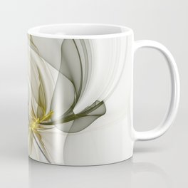 Together We Are Strong, Abstract Fractal Art Coffee Mug