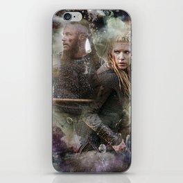 Battle Torn iPhone Skin