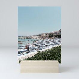 Italian Coast Art Print Mini Art Print
