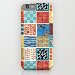 little boxes iPhone Case