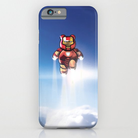 Super Bears - ACTION! the Invincible One iPhone & iPod Case