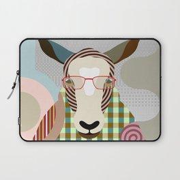 The Shepherd Sheep Laptop Sleeve