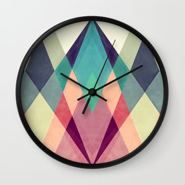 The other side Wall Clock