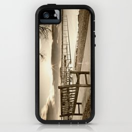 Dreaming the Day iPhone Case