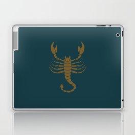 Scorpio Zodiac / Scorpion Star Sign Poster Laptop & iPad Skin