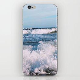East End Waves iPhone Skin