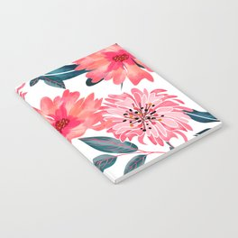 Yours Florally Notebook