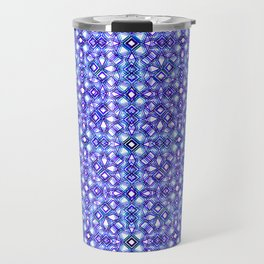 Shape of Diamond Blocks 2 Travel Mug