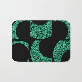 Emerald Solstice Bath Mat