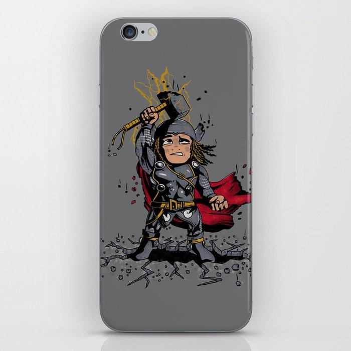 Thor Amateur iPhone Skin