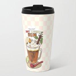 Hot buttered Rum Travel Mug