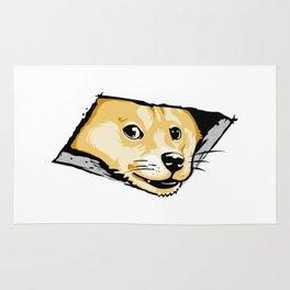 Ceiling Doge Rug