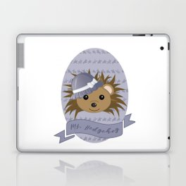 Ms. Hedgehog Laptop & iPad Skin