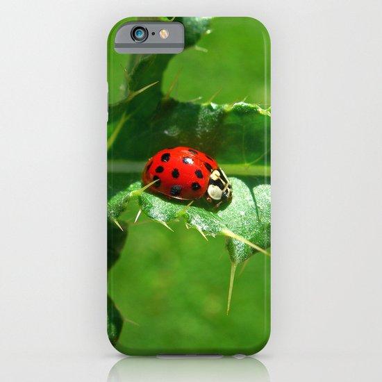 ladybug III iPhone & iPod Case
