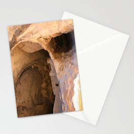 Ancient Pueblo - Gila Cliff Dwellings Stationery Cards