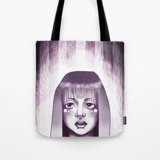 Midnight Visit  Tote Bag