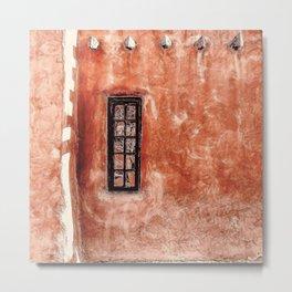 Santa Fe Wall and Window Metal Print