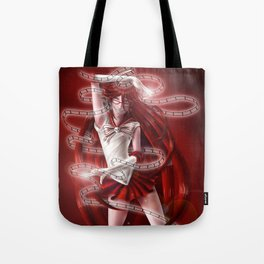 Sailor Senshi Grell Tote Bag