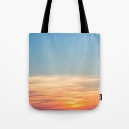 Summer Sunsets Tote Bag
