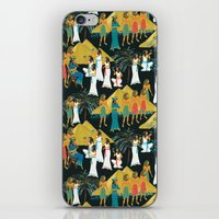 egypt iPhone & iPod Skins featuring ancient Egypt by kociara