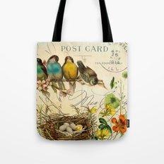 Sweet birds #5 Tote Bag