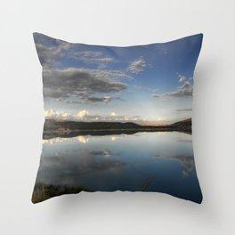 Calma Throw Pillow