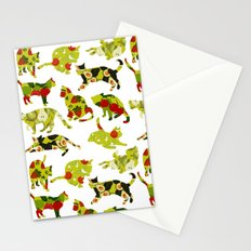 Kitchen Cats Stationery Cards