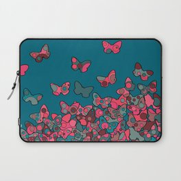 Flutterflies Laptop Sleeve