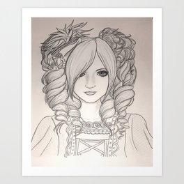 YOHIO - Seremedy Art Print