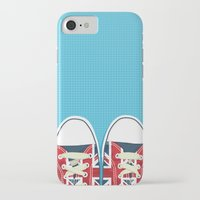 british iPhone & iPod Cases featuring Casual British by Matt Andrews