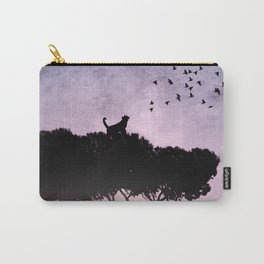 Cat King Carry-All Pouch