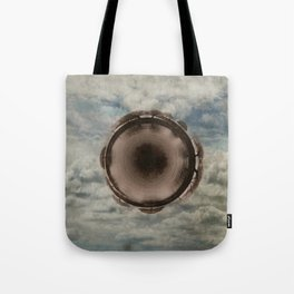 My little World of Solitude Tote Bag