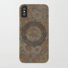 Geometrical 008 iPhone X Slim Case