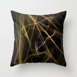 Summer lines 27 Throw Pillow