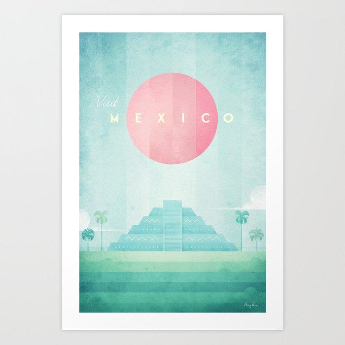 Mexico Kunstdrucke