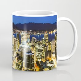 1374 Twilight Evening Vancouver Coffee Mug
