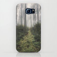 Unknown Road - landscape photography Galaxy S8 Slim Case