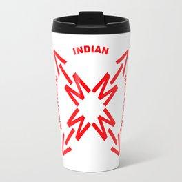 Indian Travel Mug
