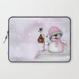 Snow child Laptop Sleeve