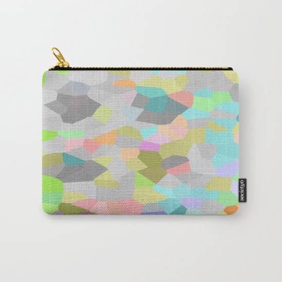 Crystallize 9 Carry-All Pouch