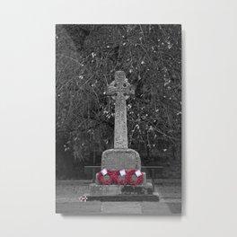 Rememberance Metal Print
