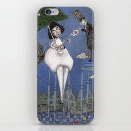Alice So Tall iPhone Skin